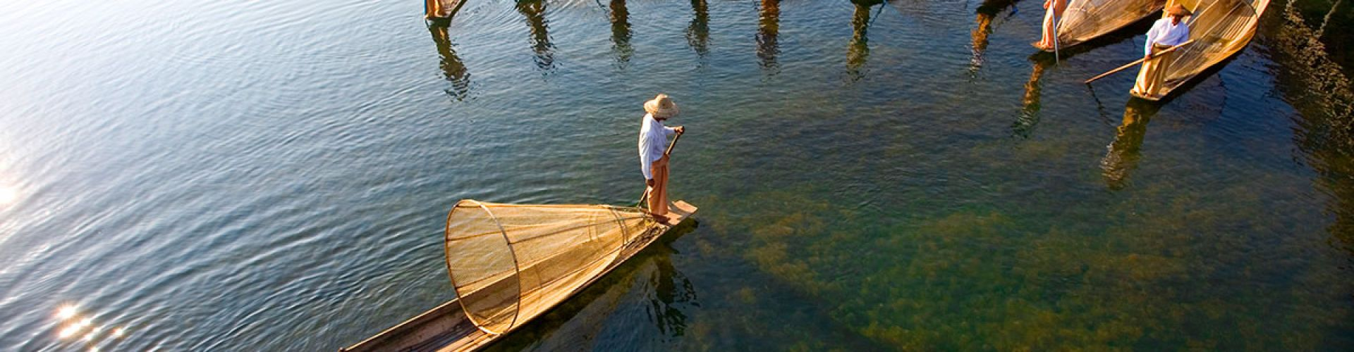 Destinations in Inle Lake & Shan State