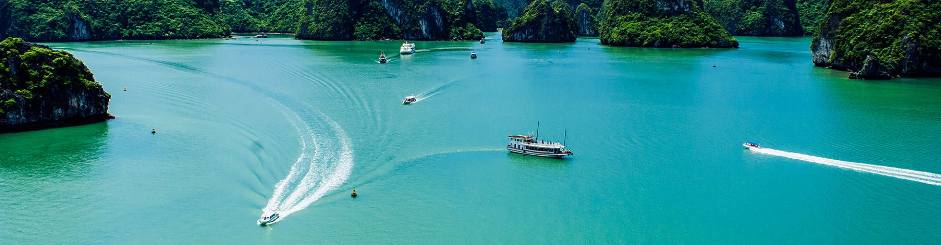 Places to go in Vietnam