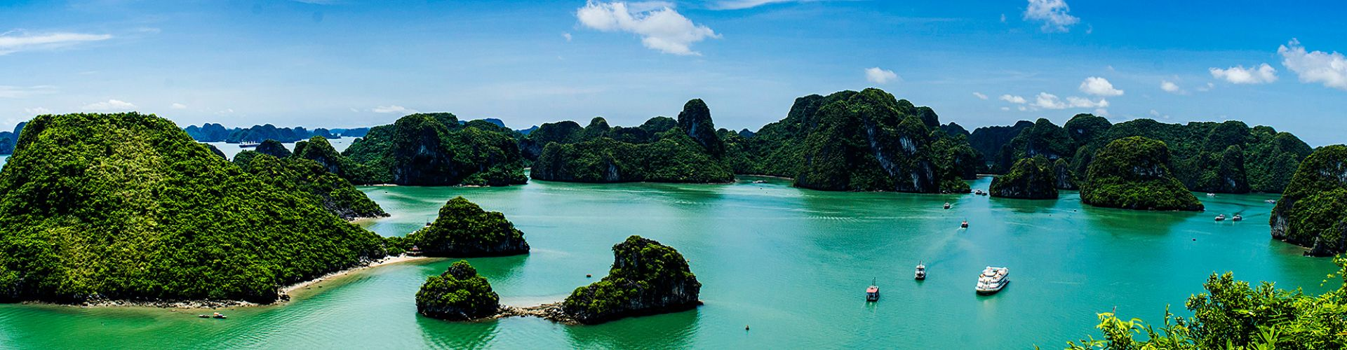 Destinations in Ha Long