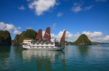 Paloma Cruise | Halong Bay