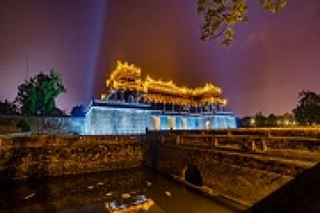 The best time to visit Hue