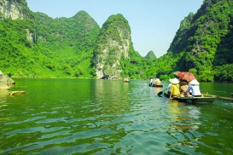 Best time to visit Ninh Binh