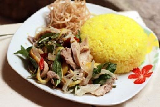 Hoi An chicken rice