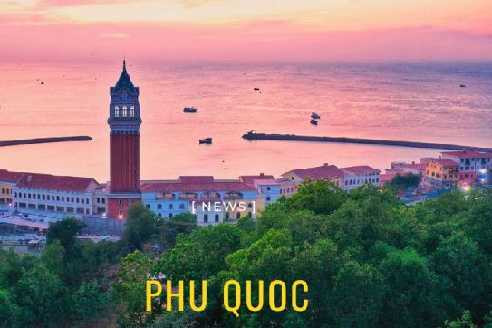 Phu Quoc - Vietnam first island city