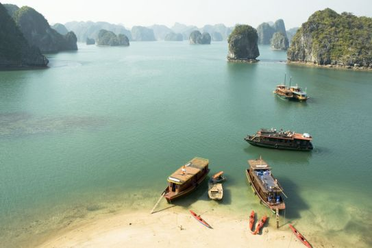 Viet Nam listed among top 17 best places to travel in 2017