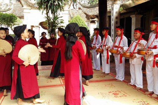 Viet Nam's xoan singing recognised as intangible cultural heritage of humanity