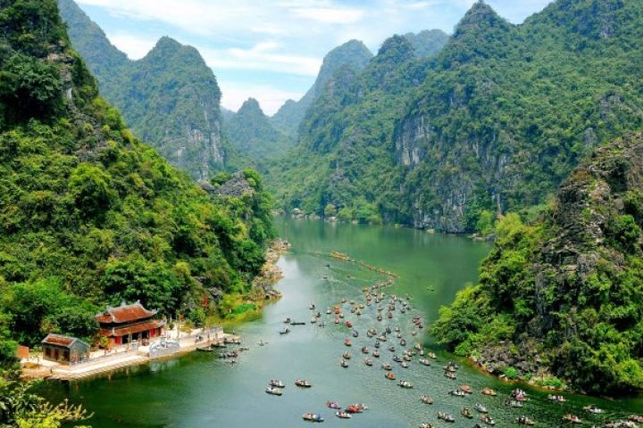 Hanoi, Ha Long Bay, Trang An Eco Complex Unesco Heritage Sites 5 Days