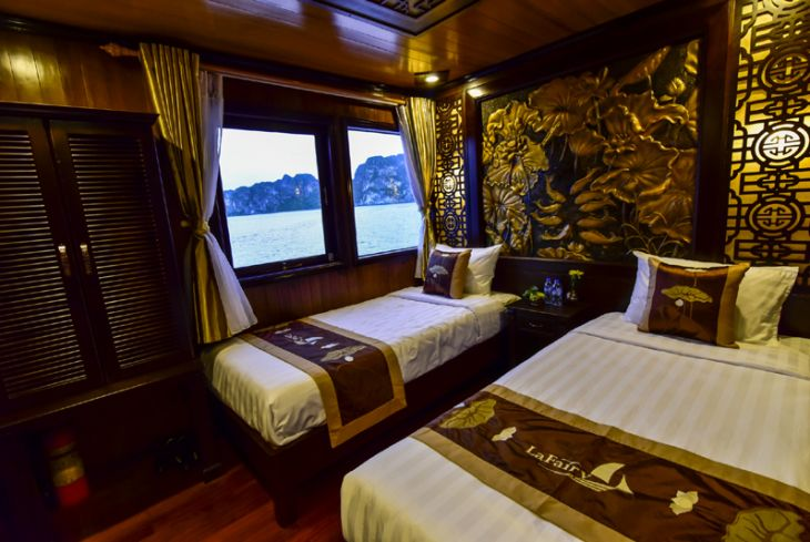 Twinbed Ocean View