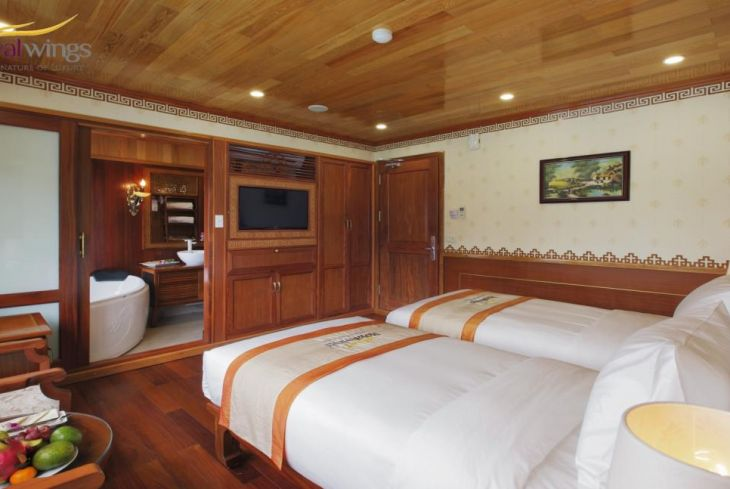 Executive twin bed