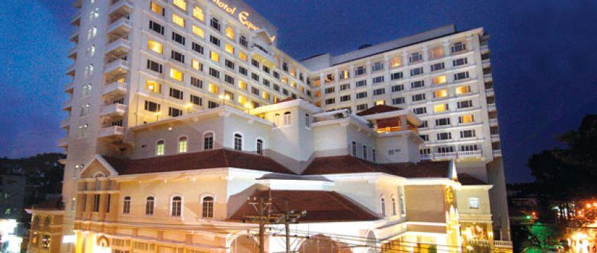 Equatorial Hotel Saigon Hotels Goldentour
