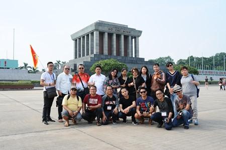 Golđen Tour Fam trip Indonesia - Vietnam