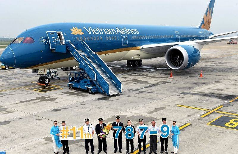 Vietnam Airlines new aircraft