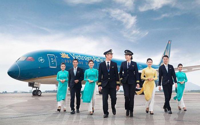 Vietnam Airlines ticketing office