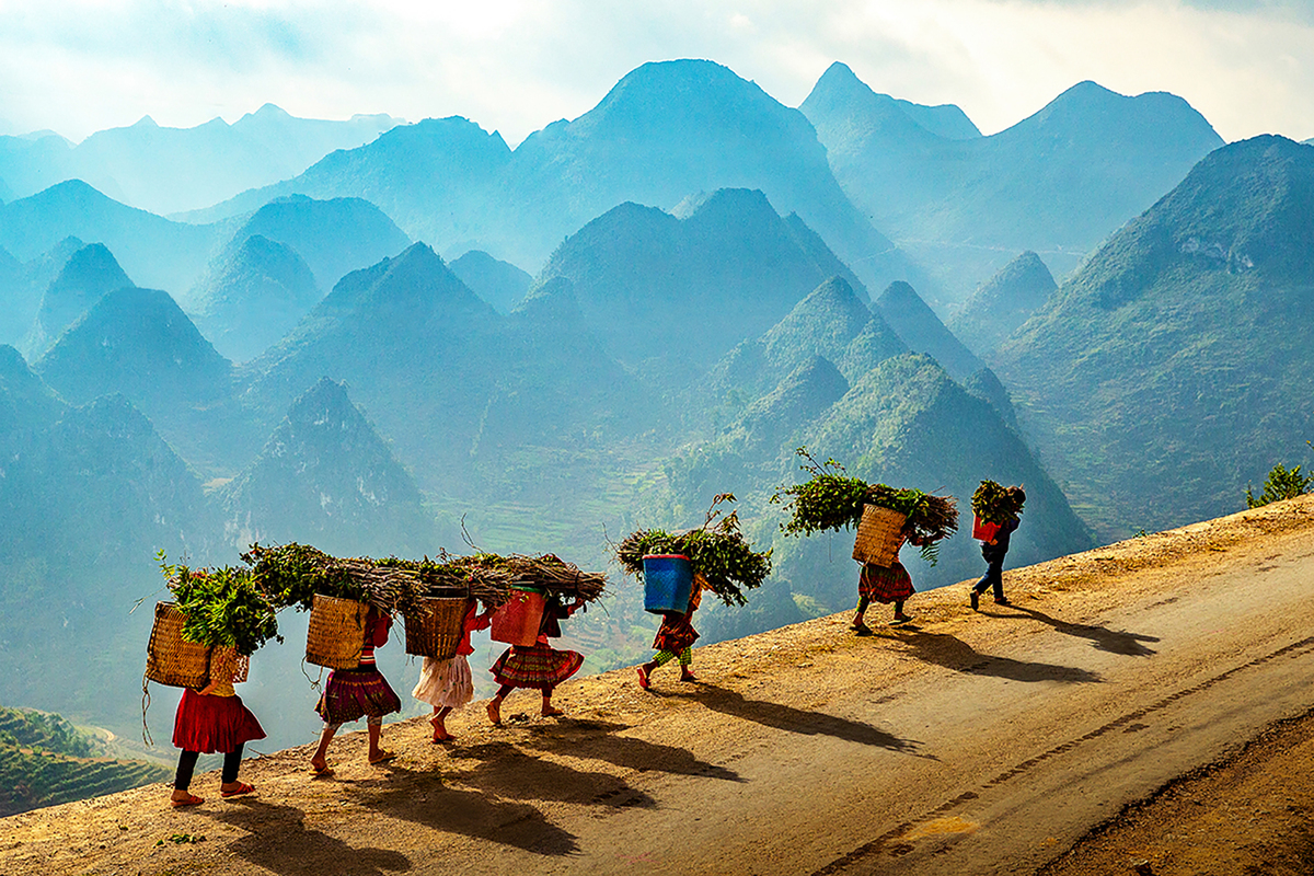 Colors of Ha Giang dominate photo contest pic 2