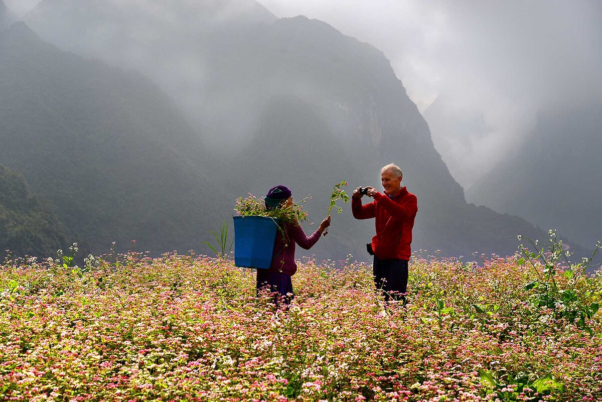 Colors of Ha Giang dominate photo contest pic 6