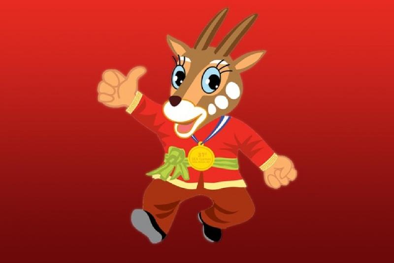 Sao La - Sea Games Vietnam