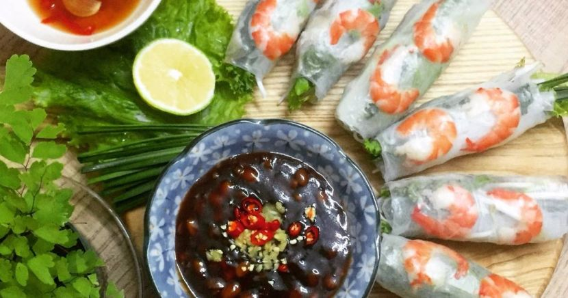 10 Vietnamese foods you need to try - Goi cuon