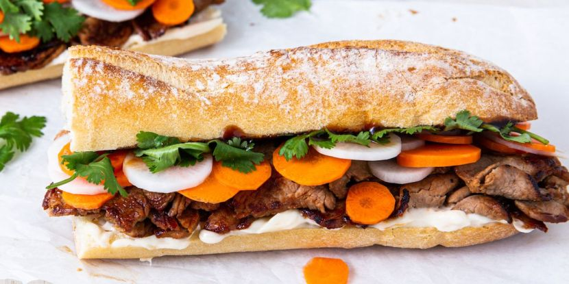 10 Vietnamese foods you need to try - Banh mi