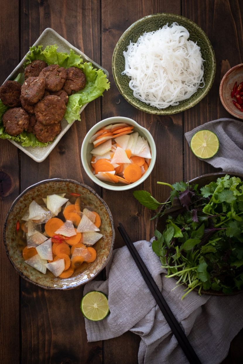 10 Vietnamese foods you need to try - Bun cha