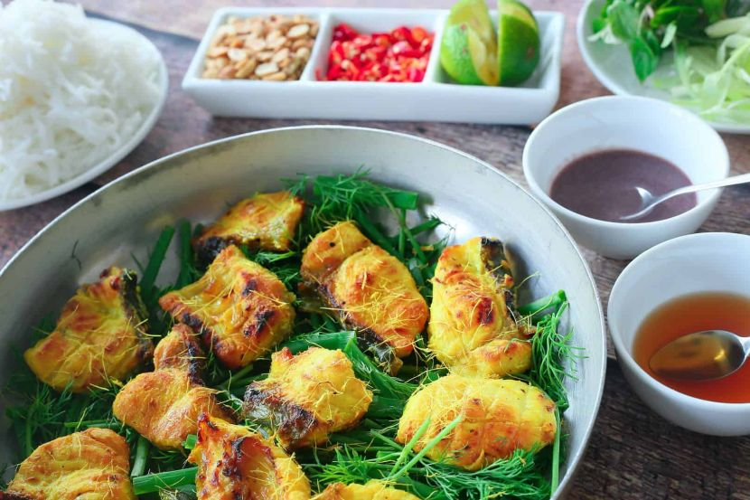 10 Vietnamese foods you need to try - Cha ca