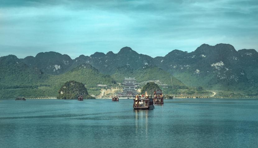 Tam Chuc, where heaven and earth meet 3